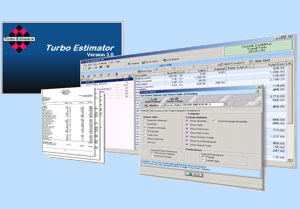 turbo construction estimating software